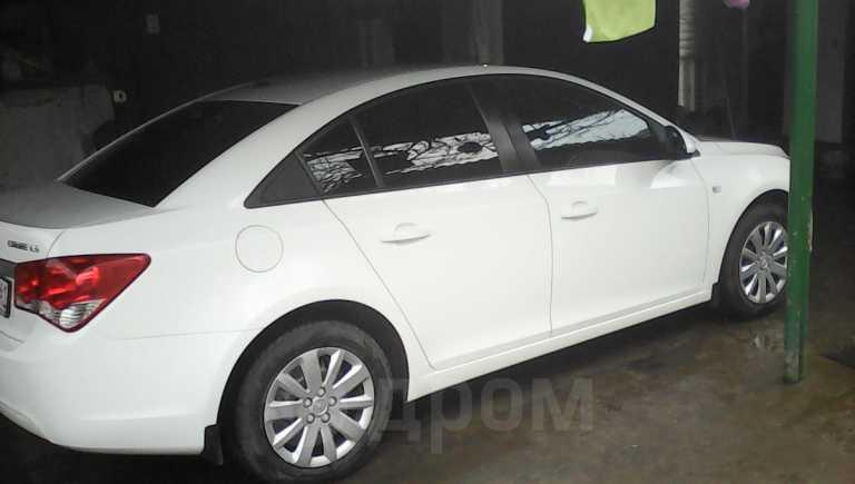 Chevrolet Cruze, 2011 год, 495 000 руб.