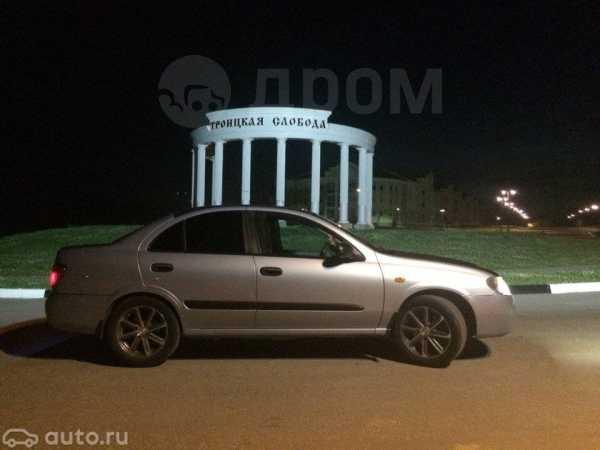 Nissan Almera, 2005 год, 220 000 руб.