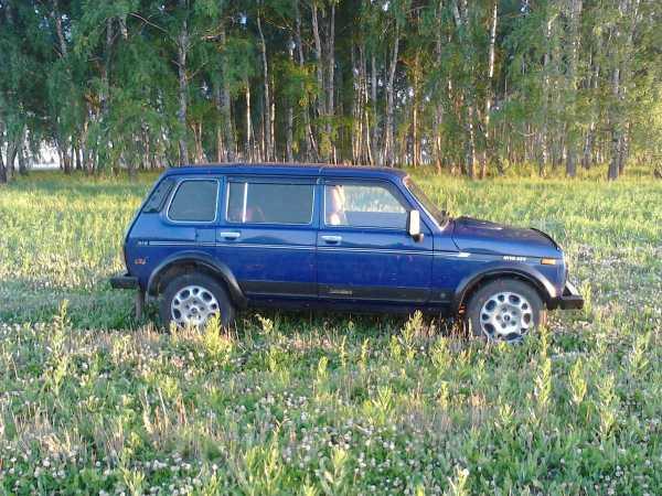 Лада 4x4 2131 Нива, 2006 год, 188 000 руб.