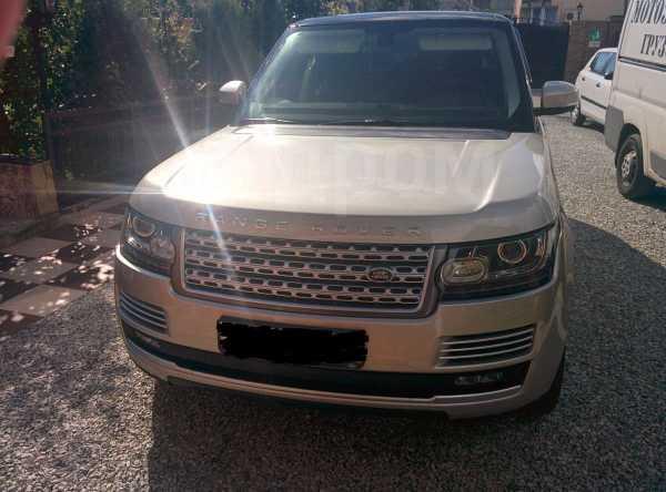 Land Rover Range Rover, 2013 год, 4 300 000 руб.
