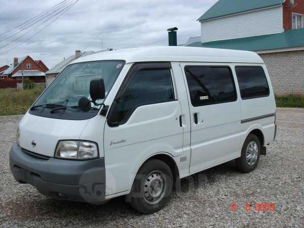 Nissan Vanette, 2001 год, 200 000 руб.