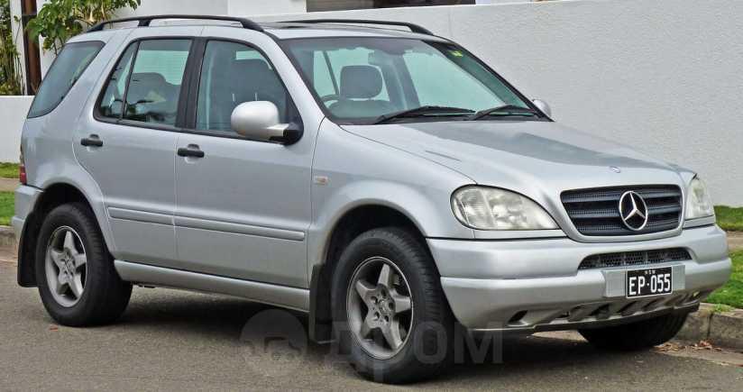 Mercedes-Benz M-Class, 1998 год, 250 000 руб.