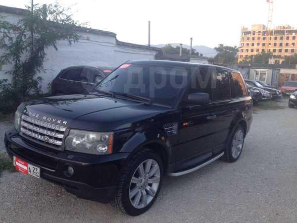 Land Rover Range Rover Sport, 2005 год, 900 000 руб.