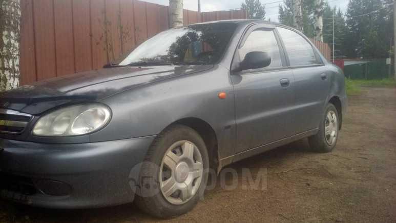 Chevrolet Lanos, 2009 год, 160 000 руб.