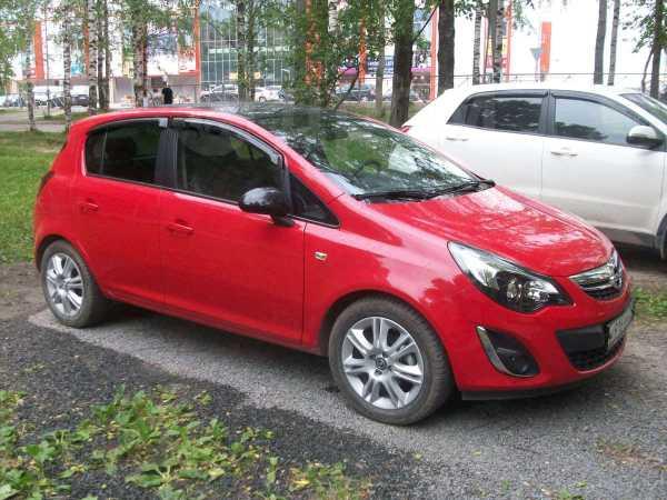 Opel Corsa, 2013 год, 499 000 руб.