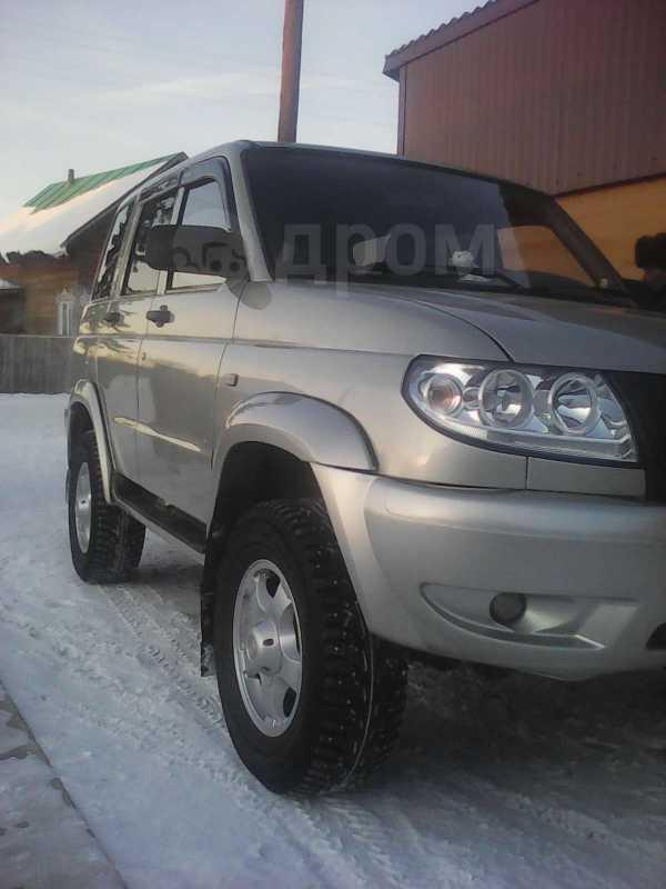 УАЗ Патриот, 2010 год, 430 000 руб.
