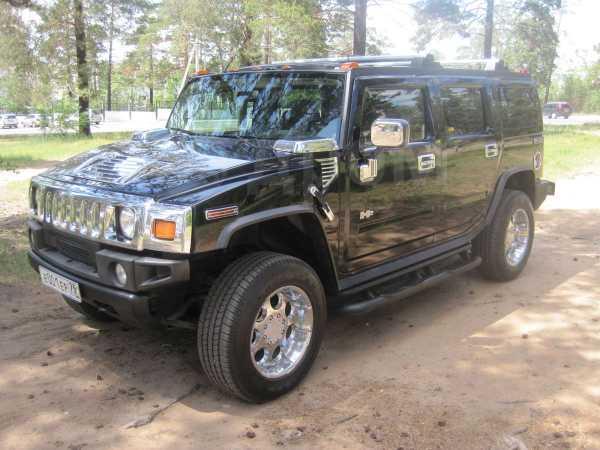 Hummer H2, 2003 год, 1 850 000 руб.