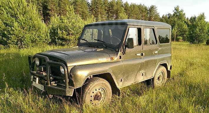 УАЗ Хантер, 2012 год, 350 000 руб.