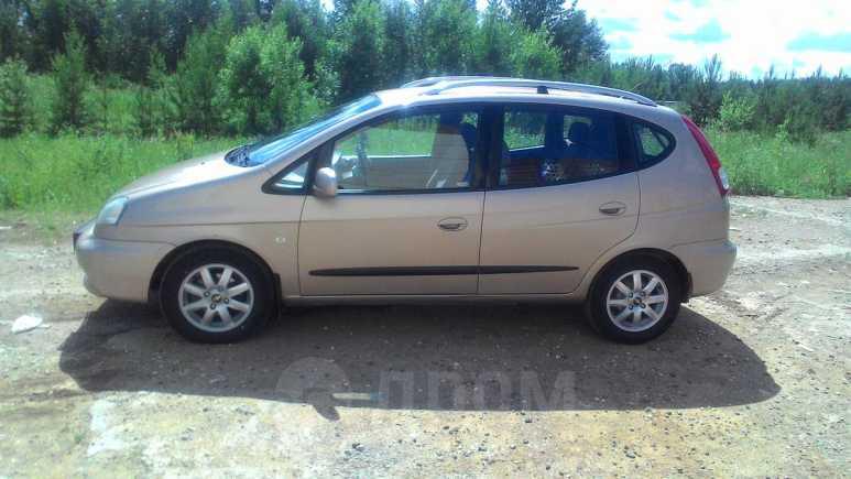 Chevrolet Rezzo, 2007 год, 245 000 руб.