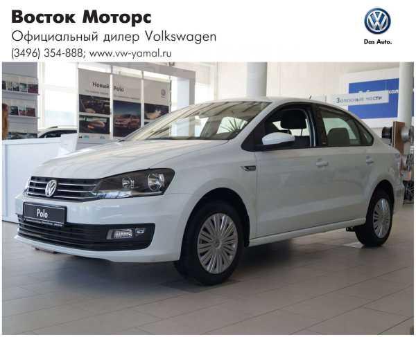 Volkswagen Polo, 2016 год, 697 431 руб.