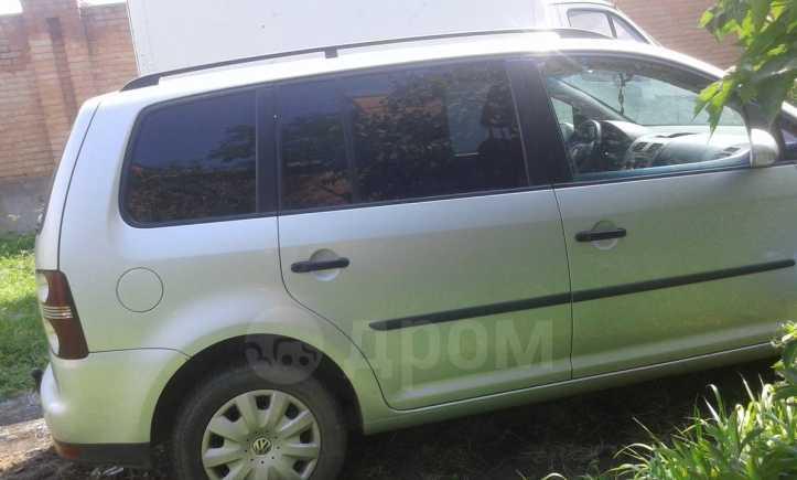 Volkswagen Touran, 2008 год, 520 000 руб.