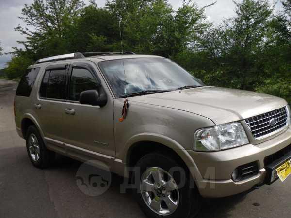 Ford Explorer, 2005 год, 550 000 руб.