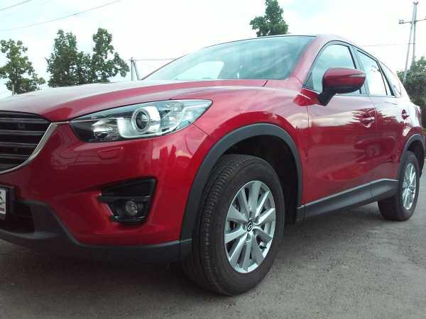 Mazda CX-5, 2015 год, 1 320 000 руб.