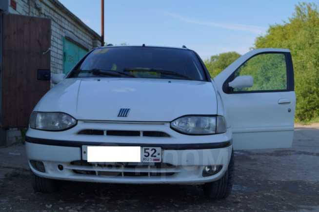 Fiat Palio, 2000 год, 125 000 руб.