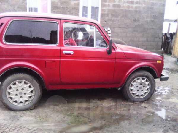 Лада 4x4 2131 Нива, 1997 год, 85 000 руб.