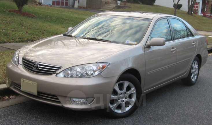Toyota Camry, 2002 год, 650 000 руб.