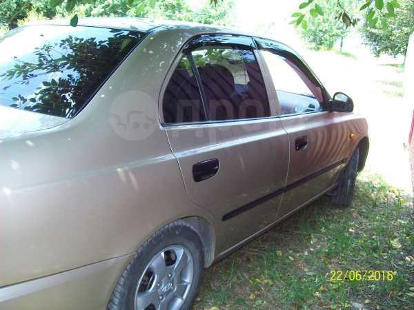 Hyundai Accent, 2006 год, 255 000 руб.