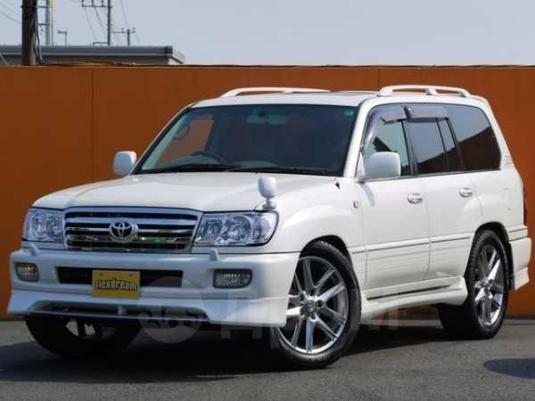 Toyota Land Cruiser, 2004 год, 640 000 руб.