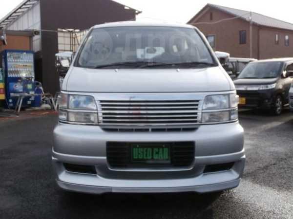 Nissan Elgrand, 2001 год, 219 000 руб.