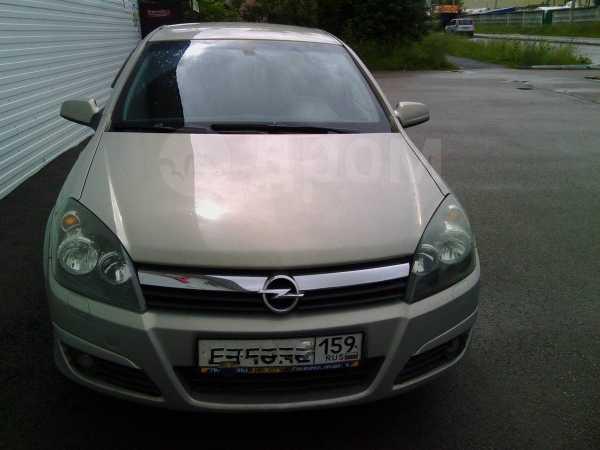Opel Astra, 2005 год, 242 000 руб.
