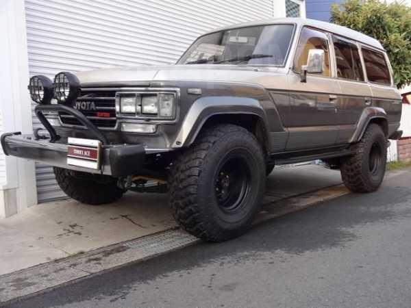 Toyota Land Cruiser, 1988 год, 579 000 руб.