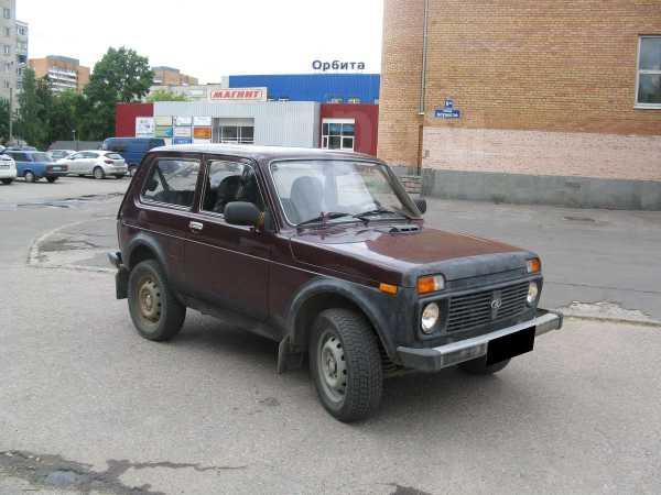 Лада 4x4 2121 Нива, 2010 год, 225 000 руб.