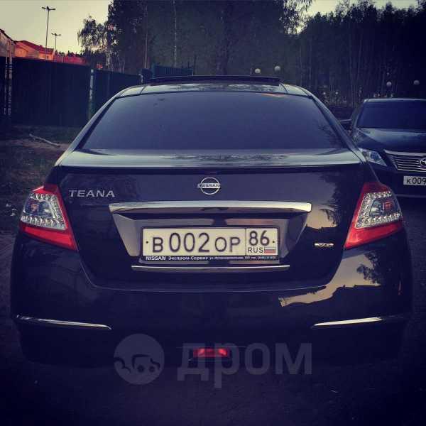 Nissan Teana, 2010 год, 800 000 руб.