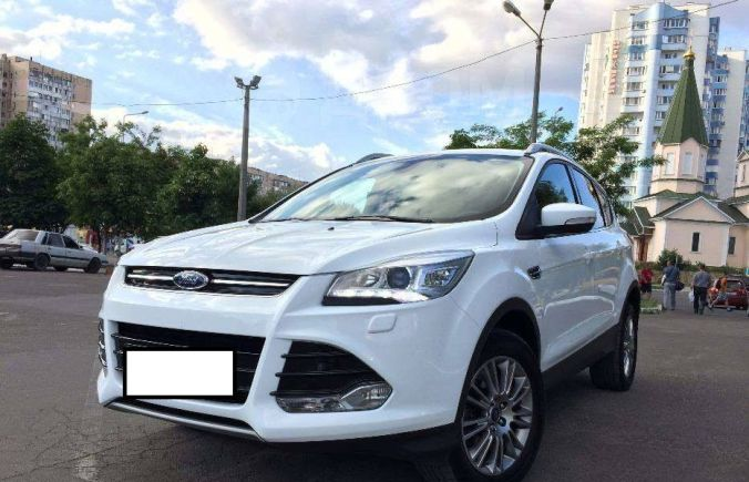 Ford Kuga, 2014 год, 1 150 000 руб.