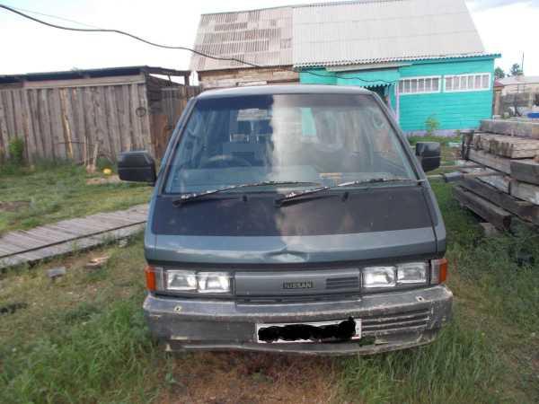 Nissan Largo, 1987 год, 80 000 руб.