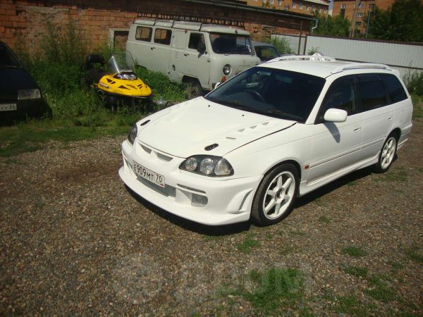 Toyota Caldina, 1997 год, 330 000 руб.