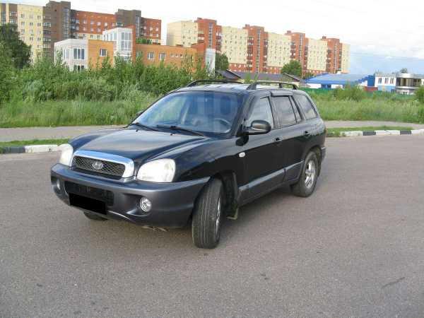 Hyundai Santa Fe, 2004 год, 315 000 руб.