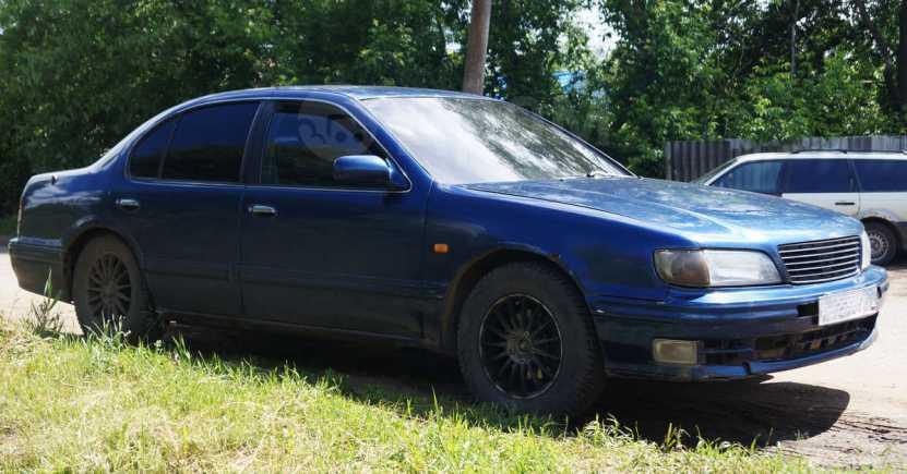 Nissan Maxima, 1996 год, 115 000 руб.