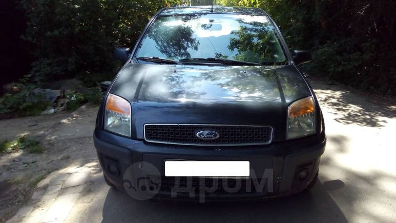 Ford Fusion, 2008 год, 200 000 руб.