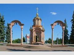 Часовня Иконы Божией Матери Всех Скорбящих Радость в Кемерово (Храм)