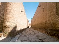 Дворец Куня-Арк (старая крепость), Хивы, Узбекистан