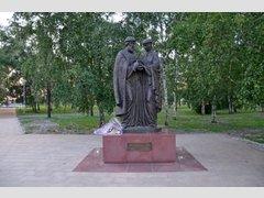 Петру и Февронии (Памятник)