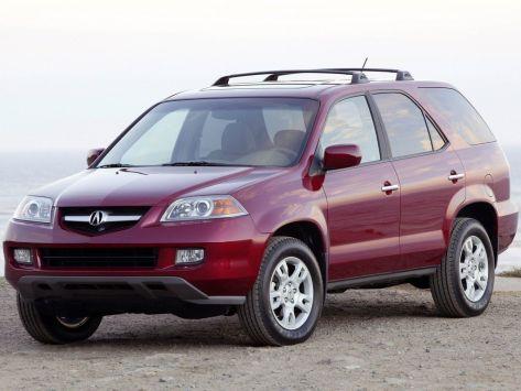 Acura MDX (YD1) 03.2003 - 01.2006