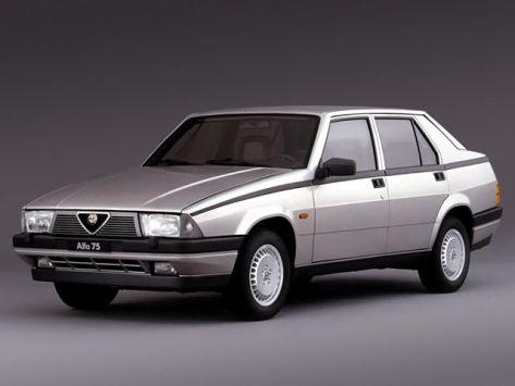 Alfa Romeo 75  01.1985 - 08.1988