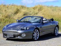 Aston Martin DB7 рестайлинг 1999, открытый кузов, 1 поколение