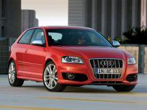Audi S3 рестайлинг, 2 поколение, 07.2008 - 07.2013, Хэтчбек 3 дв.