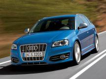 Audi S3 рестайлинг 2008, хэтчбек 5 дв., 2 поколение, 8P
