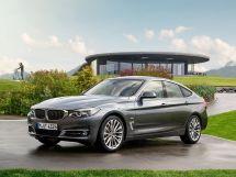 BMW 3-Series Gran Turismo рестайлинг 2016, лифтбек, 6 поколение, F34