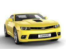 Chevrolet Camaro рестайлинг 2013, купе, 5 поколение