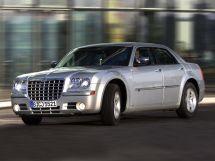 Chrysler 300C рестайлинг, 1 поколение, 06.2007 - 01.2011, Седан