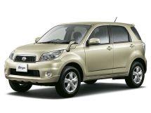Daihatsu Be-Go рестайлинг 2008, suv, 1 поколение