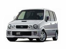 Daihatsu Move 1998, хэтчбек 5 дв., 2 поколение