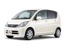 Daihatsu Move рестайлинг 2008, хэтчбек 5 дв., 4 поколение