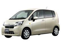 Daihatsu Move рестайлинг 2012, хэтчбек 5 дв., 5 поколение
