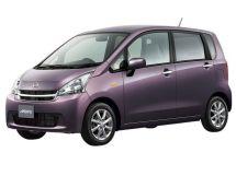 Daihatsu Move 2010, хэтчбек 5 дв., 5 поколение