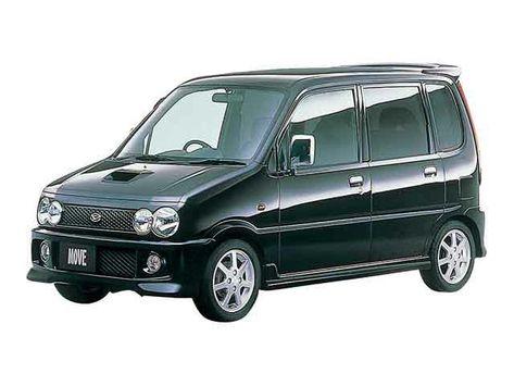 Daihatsu Move  10.2000 - 09.2002